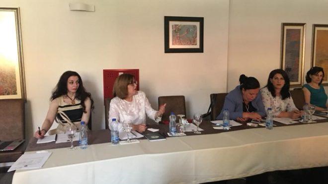 CDF held workshop for MMT Centers
