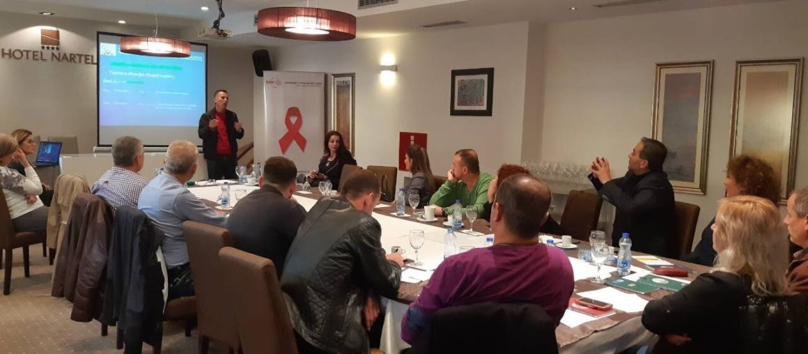 Training on HIV Testing and Counseling
