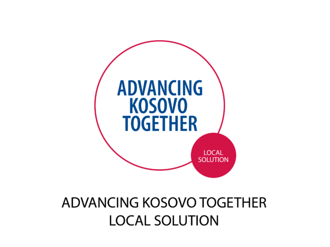 Advancing Kosovo Together – Local Solution