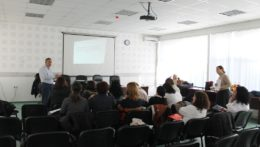 CDF holds TB management training