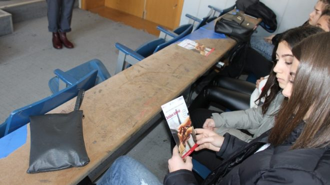 BRICK offers youth the opportunity to volunteer and make positive changes