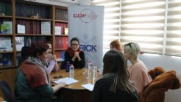 BRICK supports art activities in Kacanik through Mural Fest