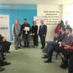 12 trained students by BRICK program find jobs in Ferizaj!