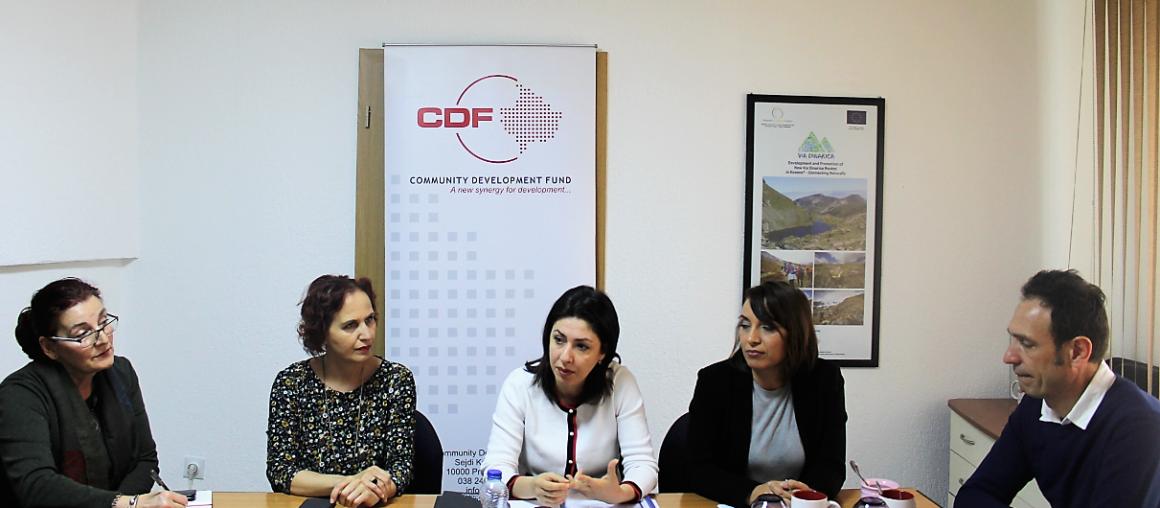 Regional Via Dinarica Coordination Meeting